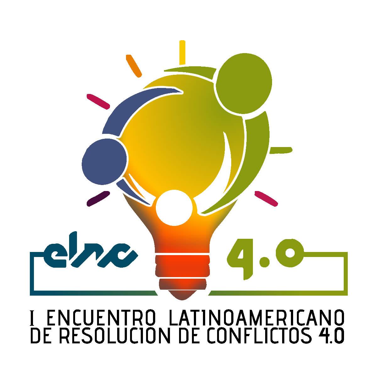 I Encuentro Latinoamericano de Resolución de Conflictos 4.0 Buenos Aires - Logo