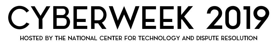 Cyberweek 2019
