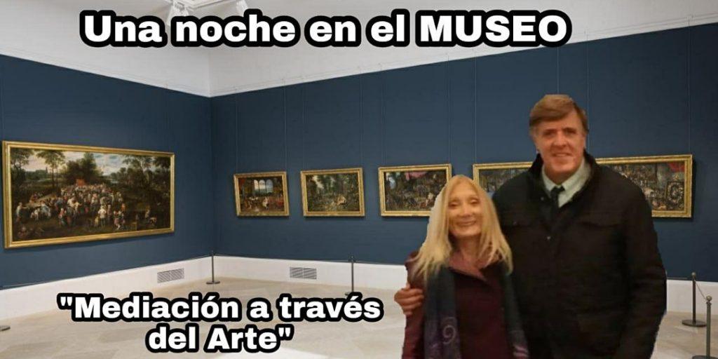 Una noche en el MUSEO - Alicia Millán & Javier Ales Sioli